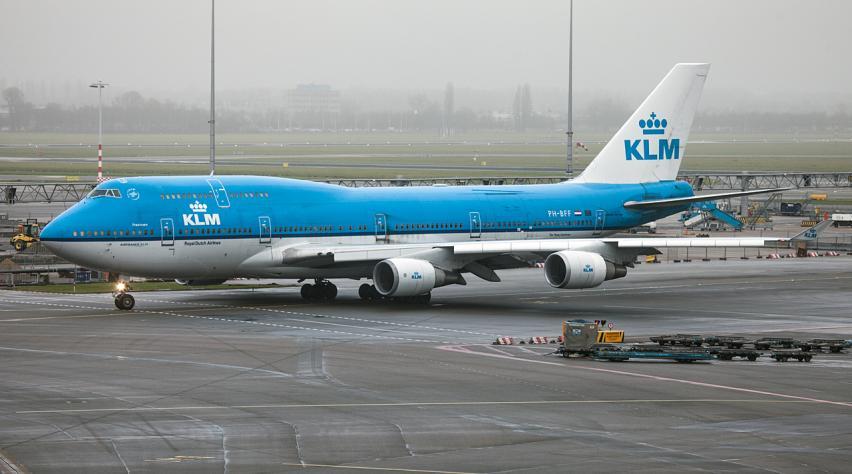 KLM PH-BFF