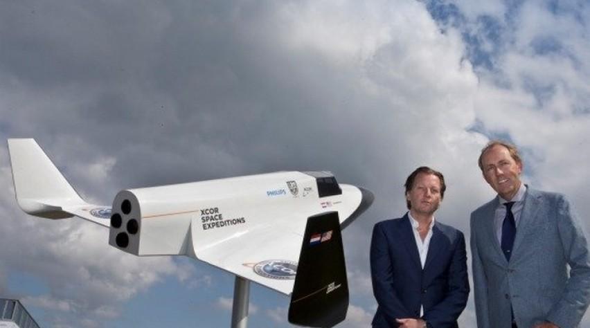 Michiel Mol en Daan Sloter KLM open