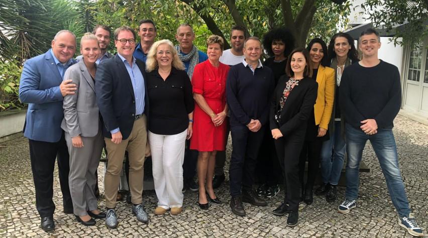 EurECCA bestuur 2019