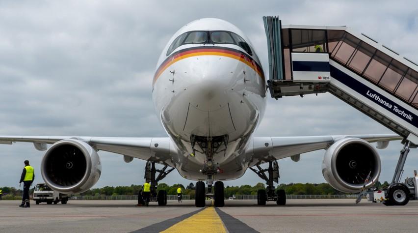 Bundesrepublik Deutschland A350