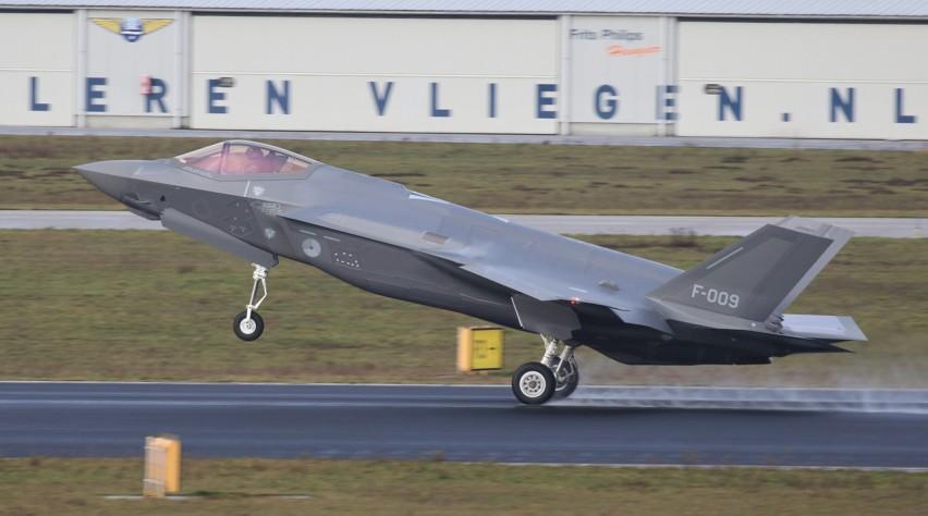 F-35 Eindhoven