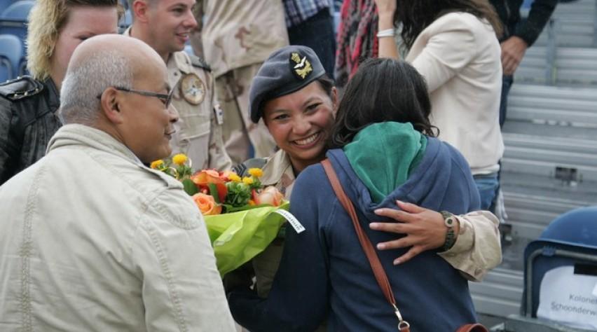 Laatste Nederlandse F-16-eenheid terug uit Afghanistan