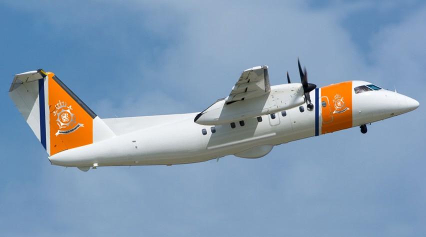 Kustwacht DHC-8