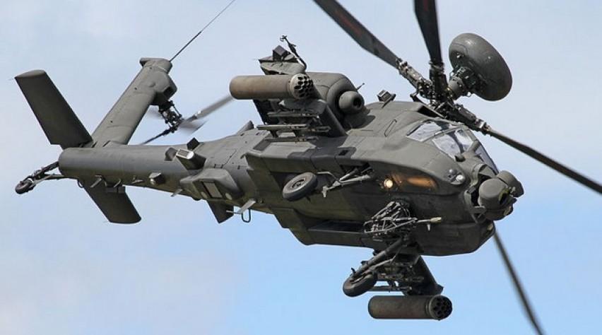 apache, boeing, helikopter