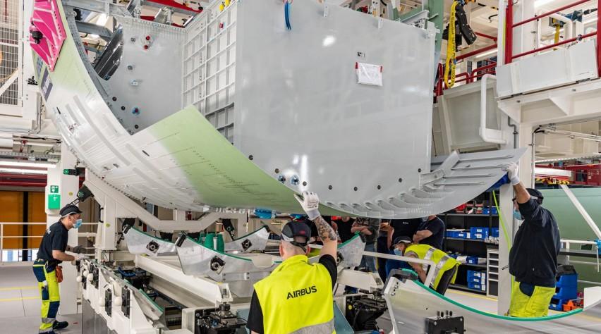 A321XLR Airbus