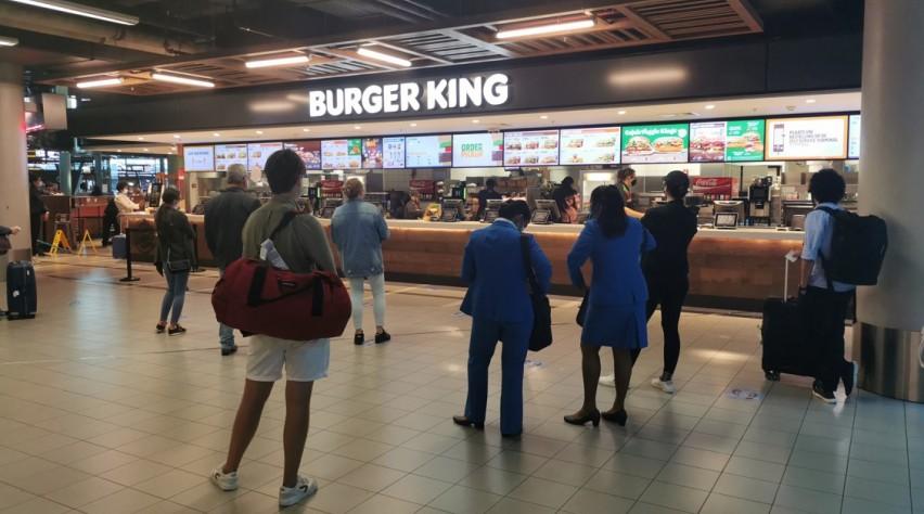 Burger King Schiphol Plaza