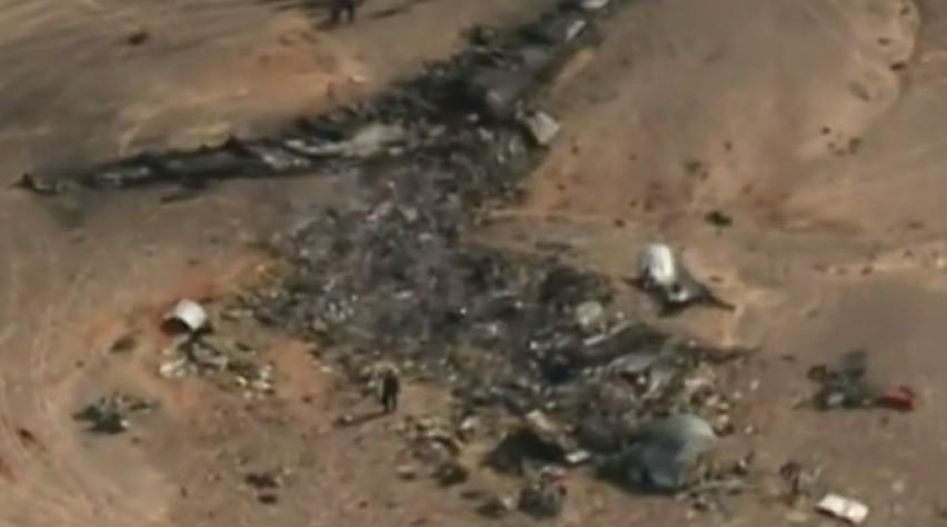 woestijn, rampplek a321, egypte