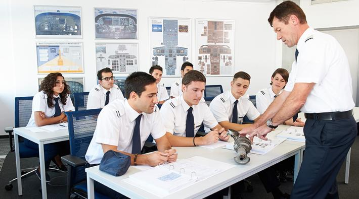 Lufthansa Aviation Training Pilot Academy