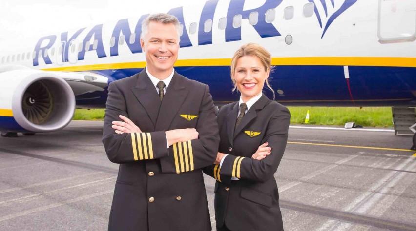 Ryanair piloten
