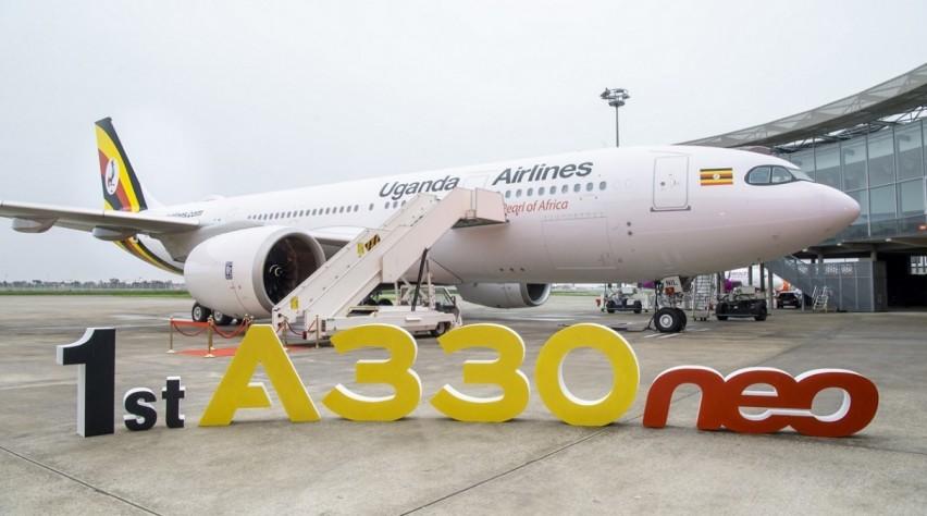 Uganda A330-800