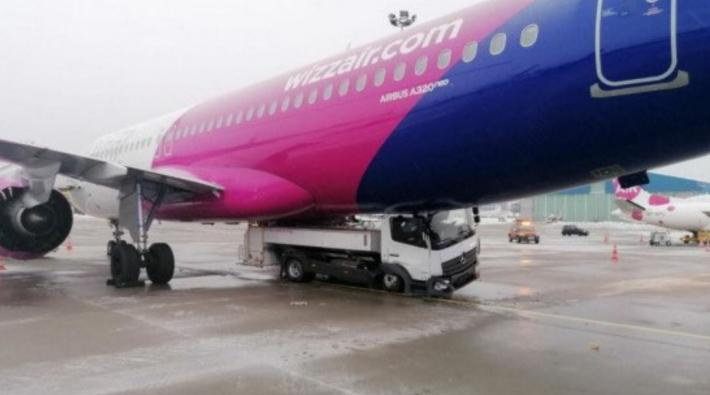 Wizz Air Incident Gdansk