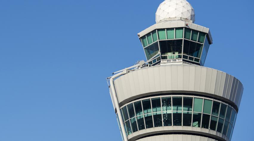 Schiphol LVNL toren