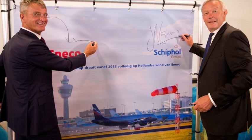 Schiphol Eneco
