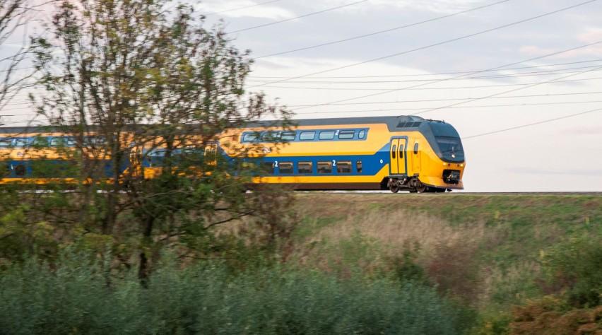 NS VIRM trein