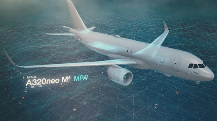 Airbus A320neo M3 MPA