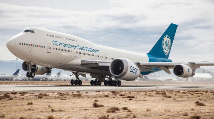 General Electric 747