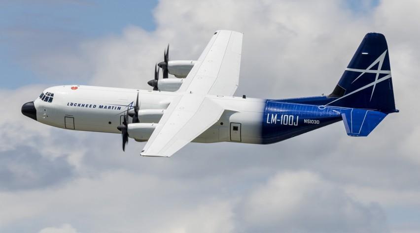 Lockheed Martin LM-100J