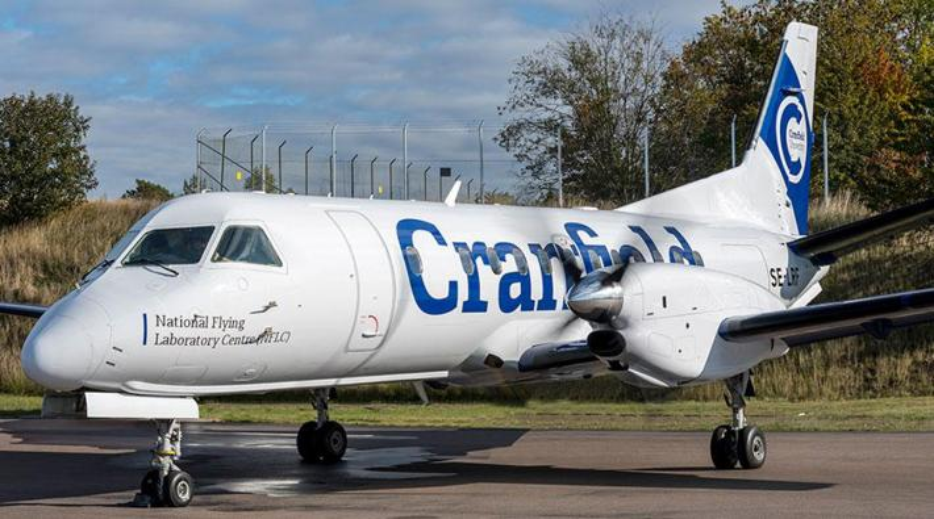 Cranfield University Saab 340B