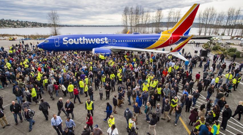 Boeing Southwest