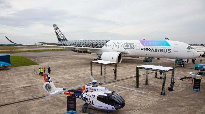 Airbus static