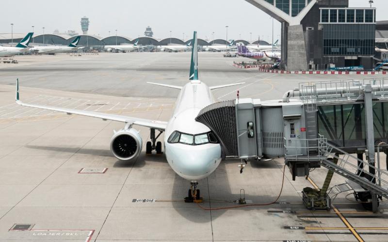 Cathay A321neo