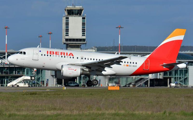 Iberia A319