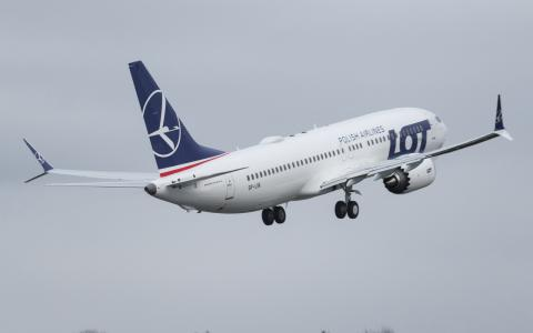 LOT 737 MAX