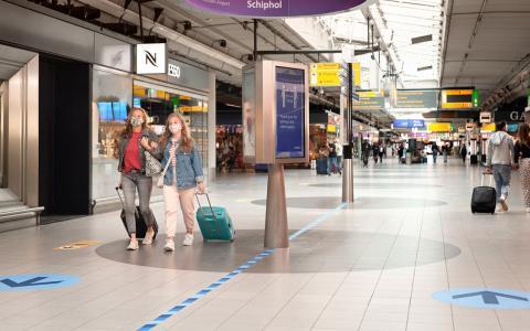 Schiphol winkels