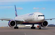 Aeroflot Boeing 777