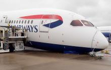British Airways 787