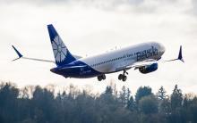 Belavia Boeing 737 MAX
