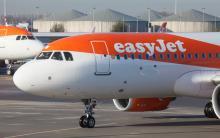 EasyJet Schiphol