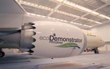 Etihad 787 ecoDemonstrator