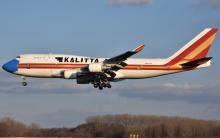 Kalitta 747