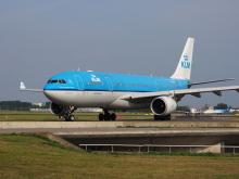 KLM A330-200