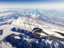 Northern Pacific Airways Boeing 757