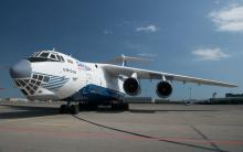 Silk Way Airlines Il-76
