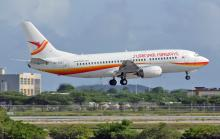 Surinam Airways Boeing 737-300
