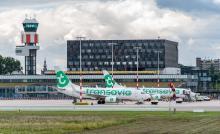 Rotterdam Airport Transavia