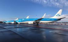 KLM 737 GAE