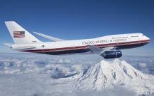 Air Force One 747-8
