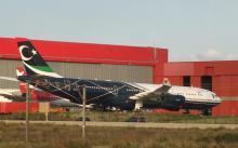 A340-regeringsvliegtuig Libië
