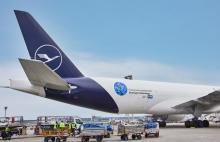 Lufthansa Cargo AeroShark