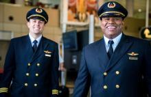 Delta Air Lines Piloten