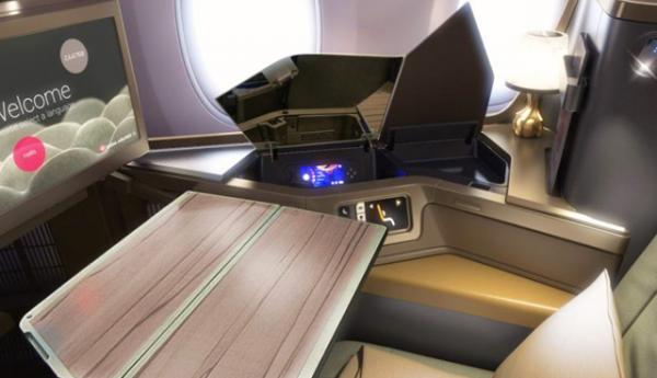 China airlines onthult interieur a350 luchtvaartnieuws for Interieur stage amsterdam
