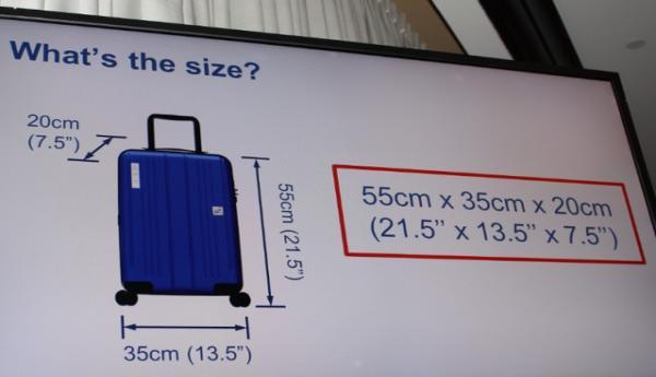 Iata Komt Met Oplossing Voor Handbagage Luchtvaartnieuws