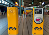 NS Schiphol Plaza Station Check-In