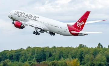 virgin atlantic, boeing 787-9