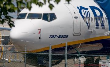737-8200 Ryanair MAX
