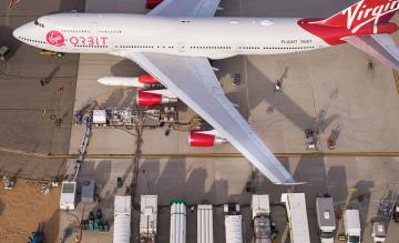 747 Virgin Orbit